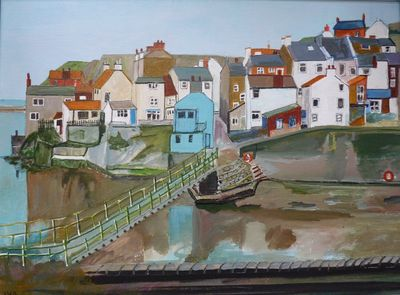 From Cowbar : Staithes