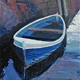 Blue Boat:St.Abbs