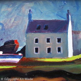'Harvester at St Abbs'