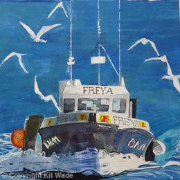 'Freya' : Burnmouth'