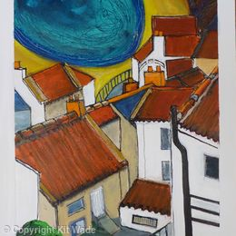 'Cod and Lobster' Staithes