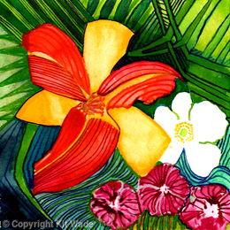 margaret's flowers
