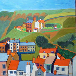 Toward Mount Pleasant : Staithes