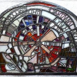Channel Tunnel Window