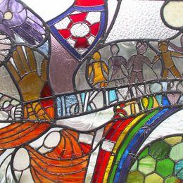 Window for St.Lawrence School, York