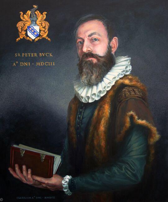 Sir Peter Buck