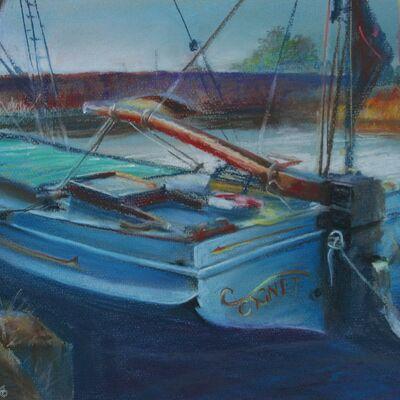 The Barge Cygnet