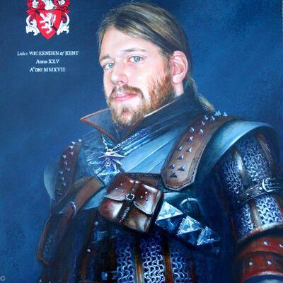 Luke Wickenden of Kent