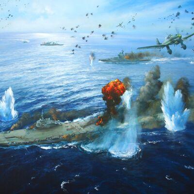 HMS Illustrious 3