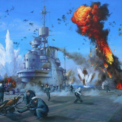 HMS Illustrious 4
