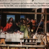 Guardian photo of Last Supper in Set