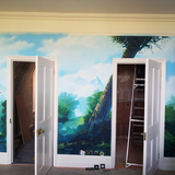 Fairyland mural commission