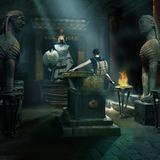 Hooten and the Lady. Raiding a tomb
