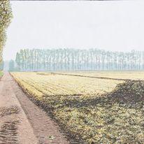 Farm Landscape, Autumn