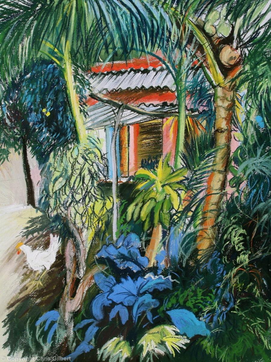 Jungle dwelling