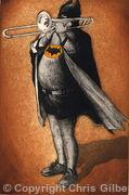 Batman Plays Bognor