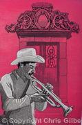San Miguel trumpet