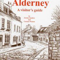 Alderney Guide Book - Front Cover
