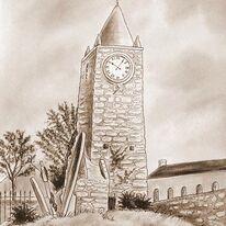 Alderney Clocktower