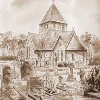 St Annes Church, Alderney