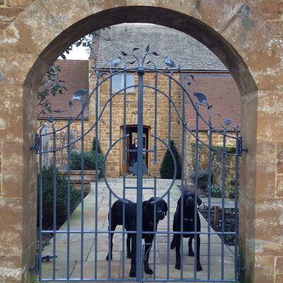 Hobbs Hole Iron Gate