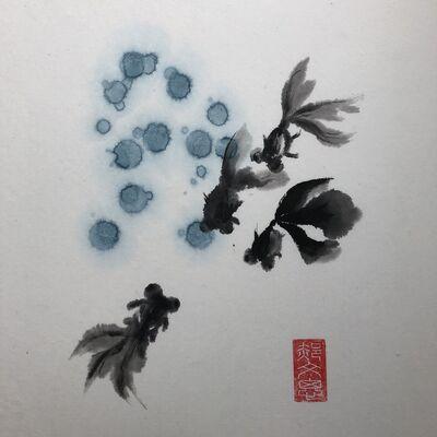 Chinese Black Goldfish