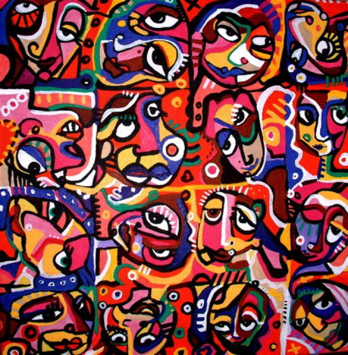16 London Faces