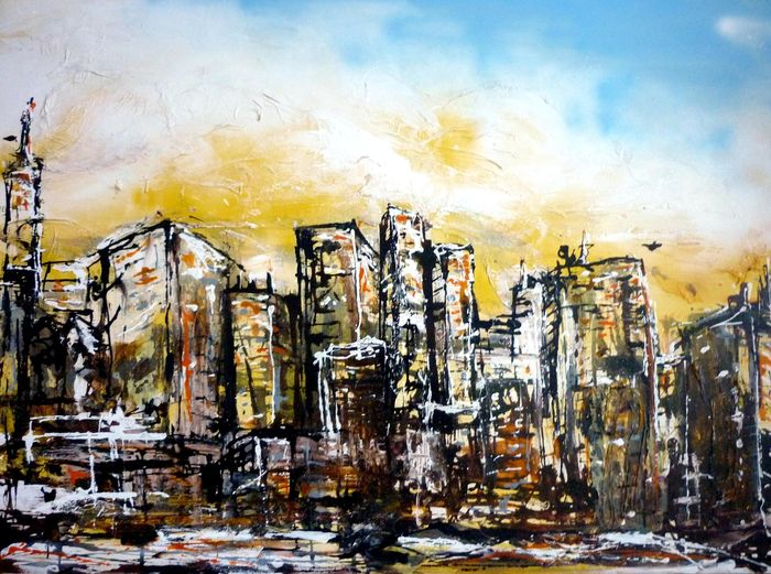 Waking city