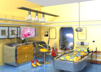 Future Room Render