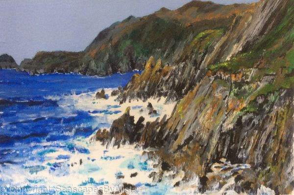 Slea Head. - Irelands Wild Atlantic Way