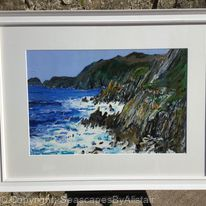 Slea Head. - Irelands Wild Atlantic Way - SOLD