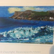 Ballycastle Postcard  -SOLD