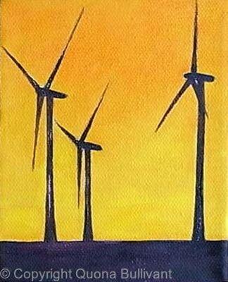 Turbines - Yellow