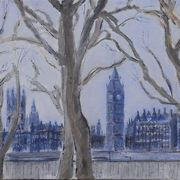 Big Ben from South Bank