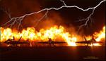 Lightning n Fire!
