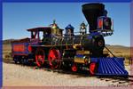 Jupiter train engine
