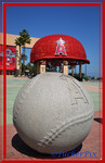 ANGEL Stadium - Anaheim California