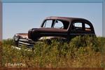 Vintage Ford Sedan