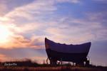 Covered Wagon - Eastern Oregon