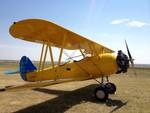 1939 N3N Navy biplane