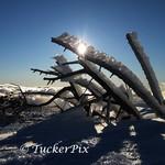 Ice Stick Sunset