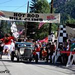 Hot Rod Hill Climb 2015 START