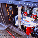 Supercharger from 1937 Auburn