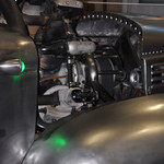 1939 Plymouth Radial Air truck R engine view 1