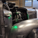 1939 Plymouth Radial Air truck R engine view 2