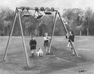 swings-in-the-park