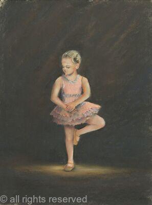 The little ballet dancer
