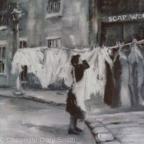 woman-hanging-washing