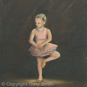 The little ballet dancer
