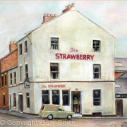 The strawberry pub Newcastle